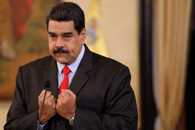 Insólito mensaje de señas de Maduro genera decepción en Venezuela