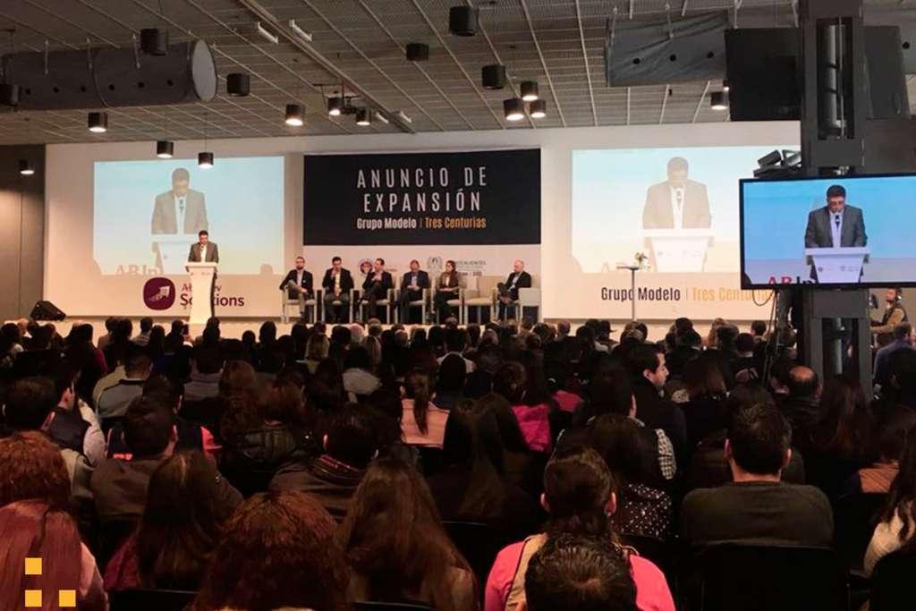 Mudará Grupo Modelo a Aguascalientes su centro de operaciones