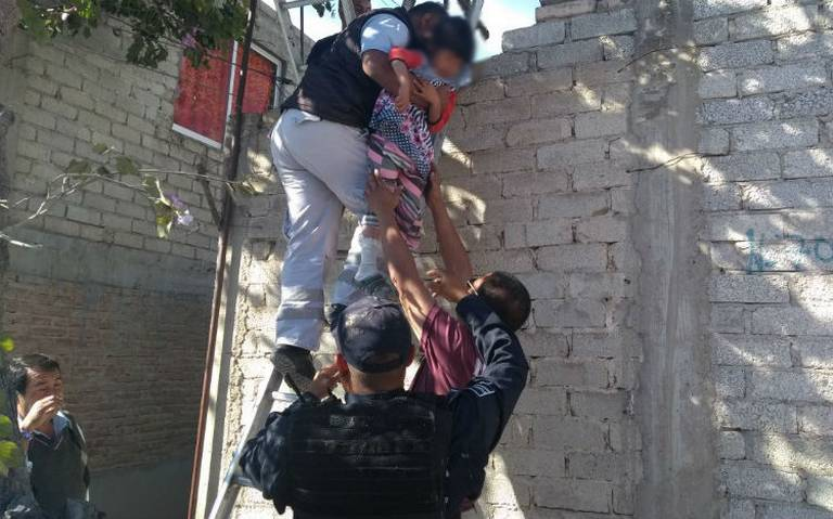 Cinco menores en Puebla estuvieron abandonados por días; su madre los encerró
