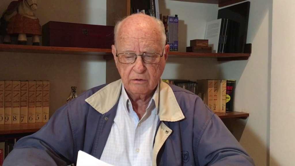 Liberan a opositor venezolano de 84 años tras pasar horas detenido