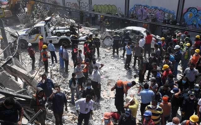 Reconstrucción tras sismo, ALDF