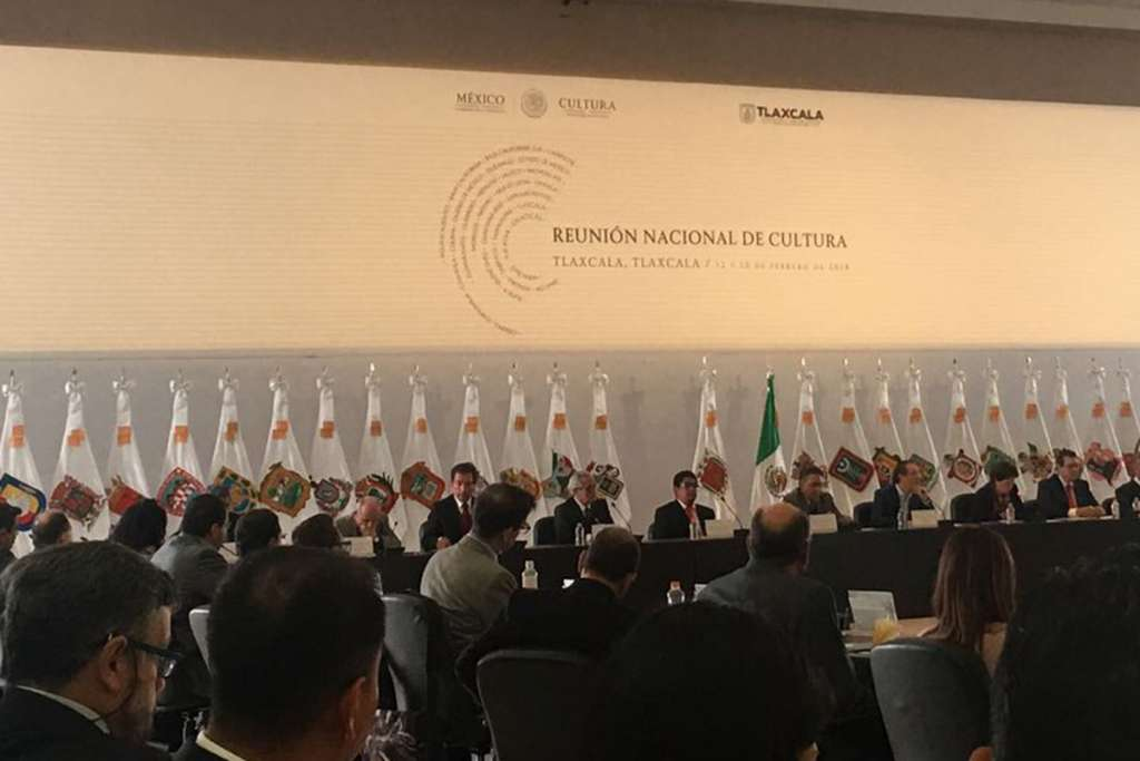 Buscan fortalecer acciones conjuntas en la Reunión Nacional de Cultura