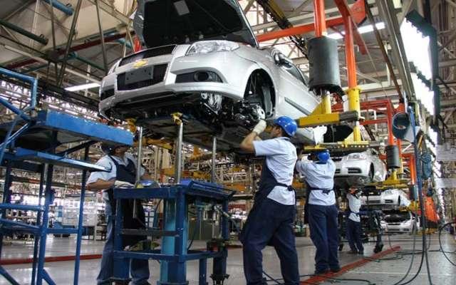 2.5 millones de autos fabricados en México se envían a EU. FOTO: ESPECIAL