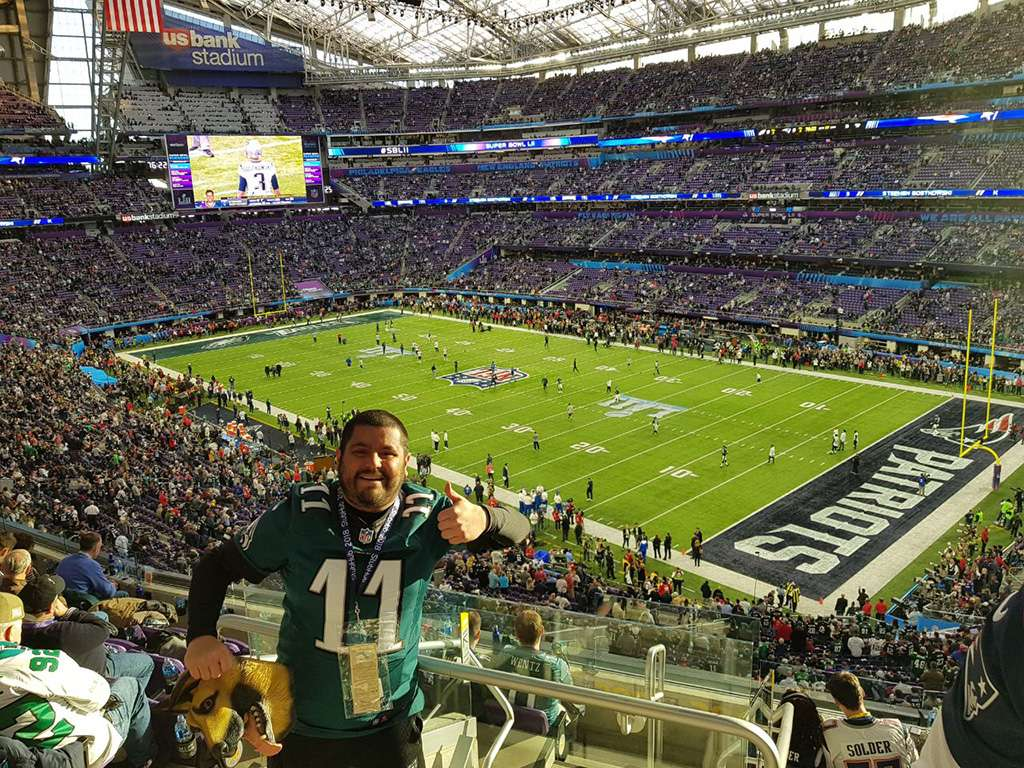 Un viaje bastante loco para ver campeonas a la Águilas de Philadelphia