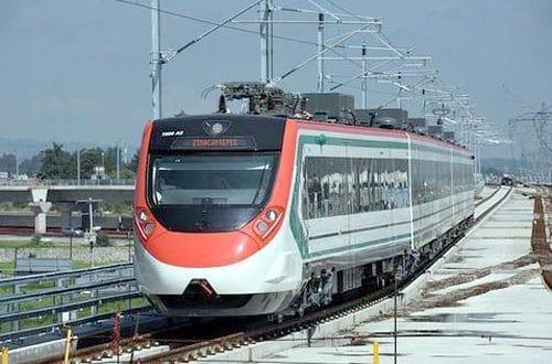Tren México-Toluca arrancará operaciones con pasajeros este año: SCT