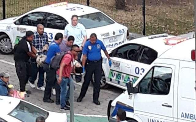 PGJ-CDMX confirma 2 muertos tras balacera en CU