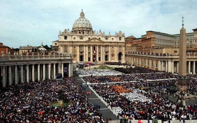 Narco y robos en El Vaticano