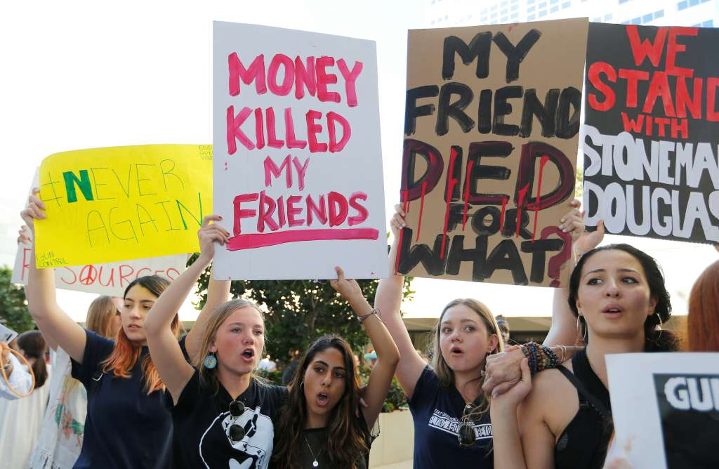 Familia que hospedó al tirador de Florida: