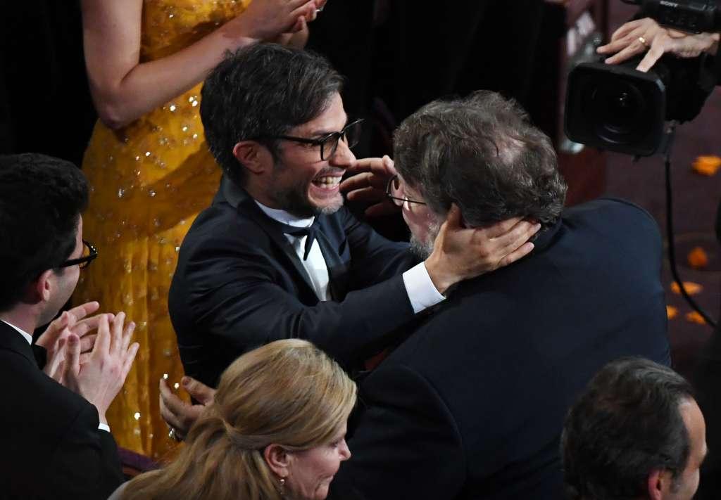 Así reaccionaron las redes sociales ante el triunfo de Guillermo del Toro