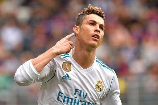 Ronaldo, con un doblete, evita una resaca dolorosa del Real Madrid