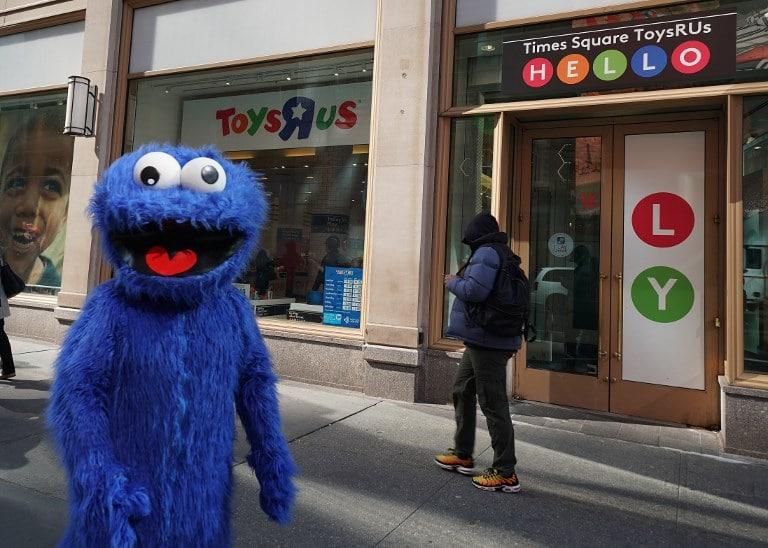La juguetería más popular de EE.UU. cierra tiendas