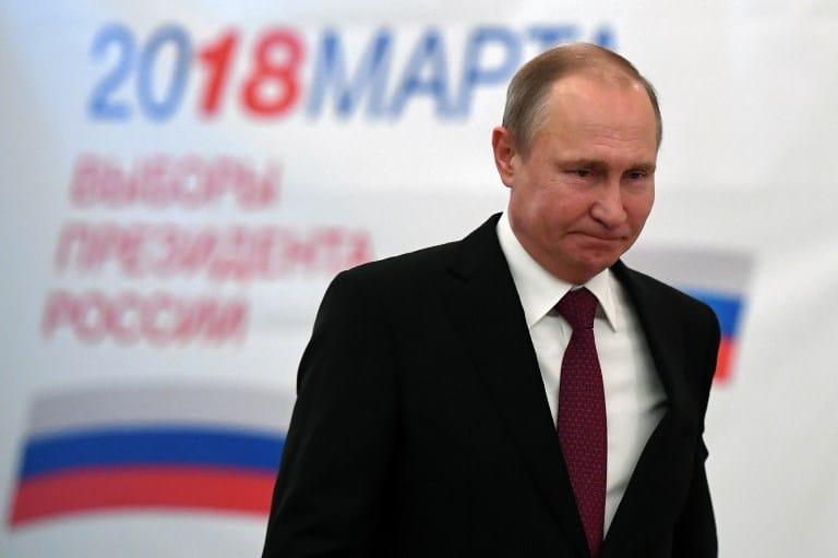 FOTO:  AFP Yuri KADOBNOV