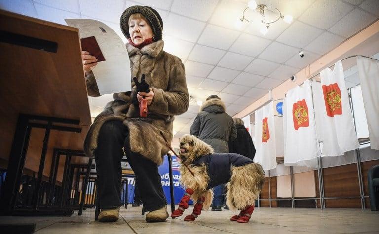 FOTO AFP / Sergei GAPON