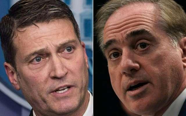 Trump destituye al secretario para Asuntos de Veteranos