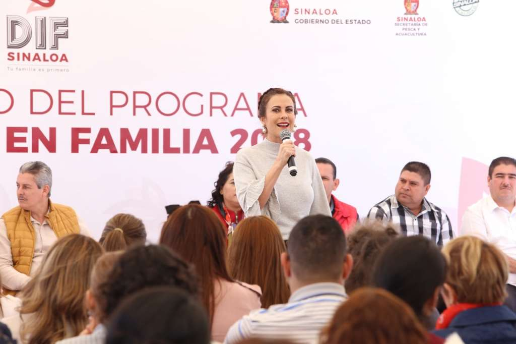 Distribuirá DIF Sinaloa 32 toneladas de pescado en los 18 municipios