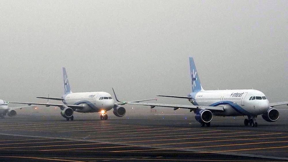 Nuevo aeropuerto es urgente: Mancera