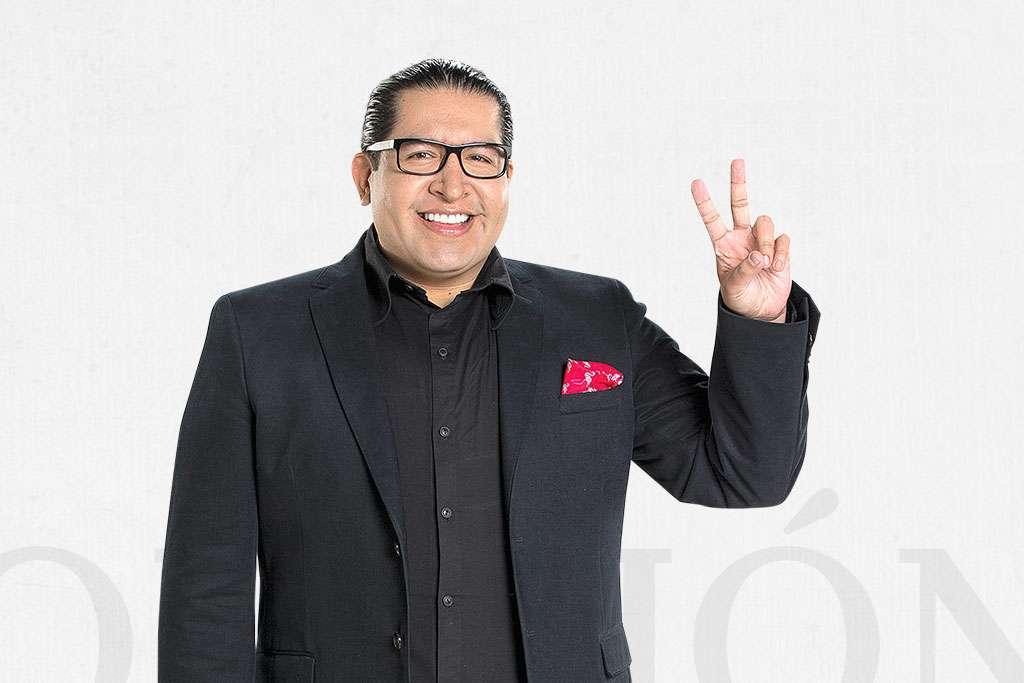 Atala Sarmiento sí estuvo en Televisa