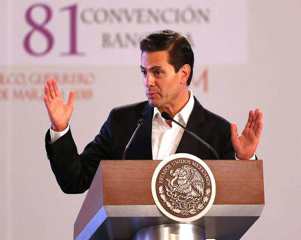 Próximo presidente debe generar confianza y ser honrado: Peña Nieto