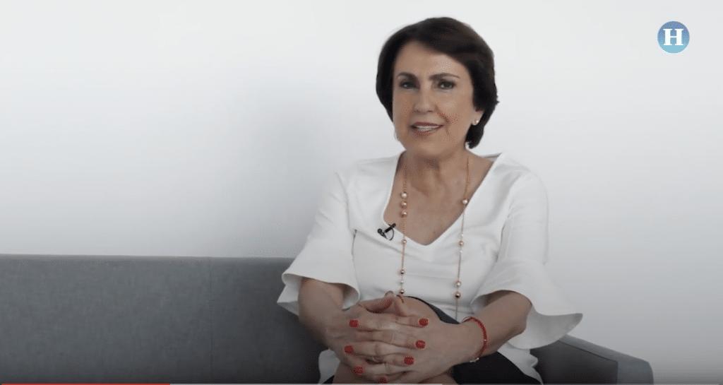 Patricia Mercado busca la  'bancada' con Mancera