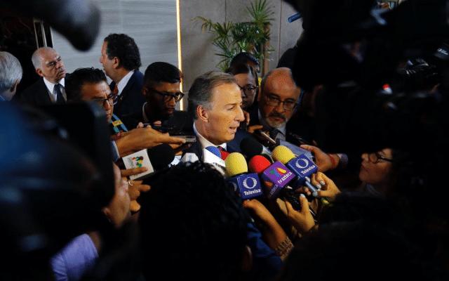 Exige Lozano a la PGR actuar en caso Anaya