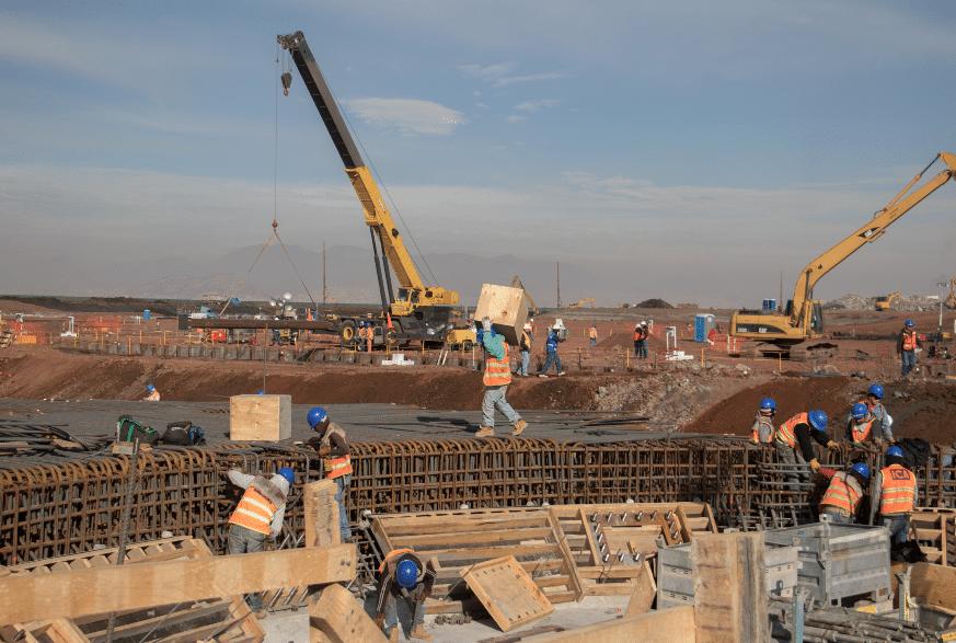 ICA aportará con otra obra a construcción del NAIM