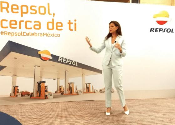 Victoria Zingoni directora general de Downstream de Repsol
