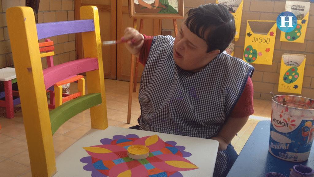 Asociación ALAD reintegra a personas con Síndrome de Down