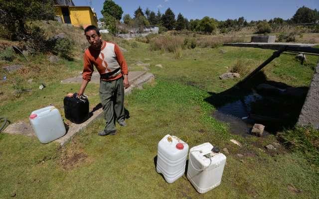 El acceso al agua potable sigue siendo una deuda