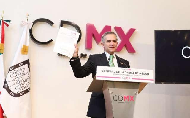 Palomea el INE candidaturas de Gómez Urrutia, Mancera y Ximena Puente
