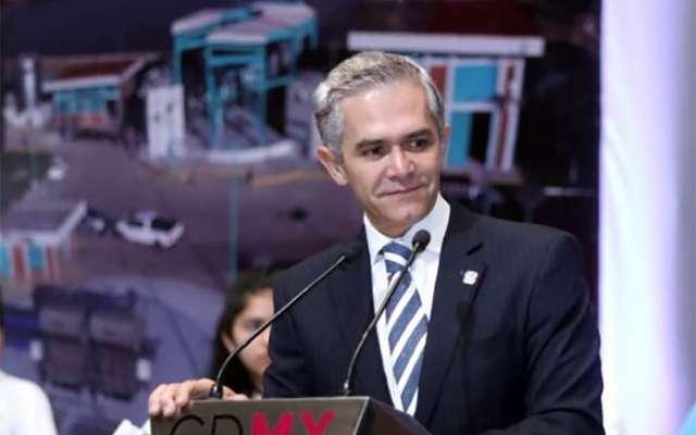 Multas de 100 mil pesos por uso indebido de alerta sísmica: Mancera
