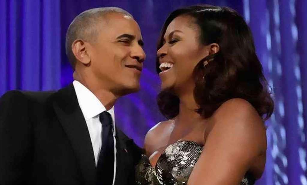 Barack y Michelle Obama serán las nuevas estrellas… ¡de Netflix!