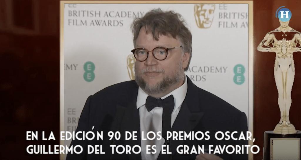 México invade la 90 edición de los premios Oscar