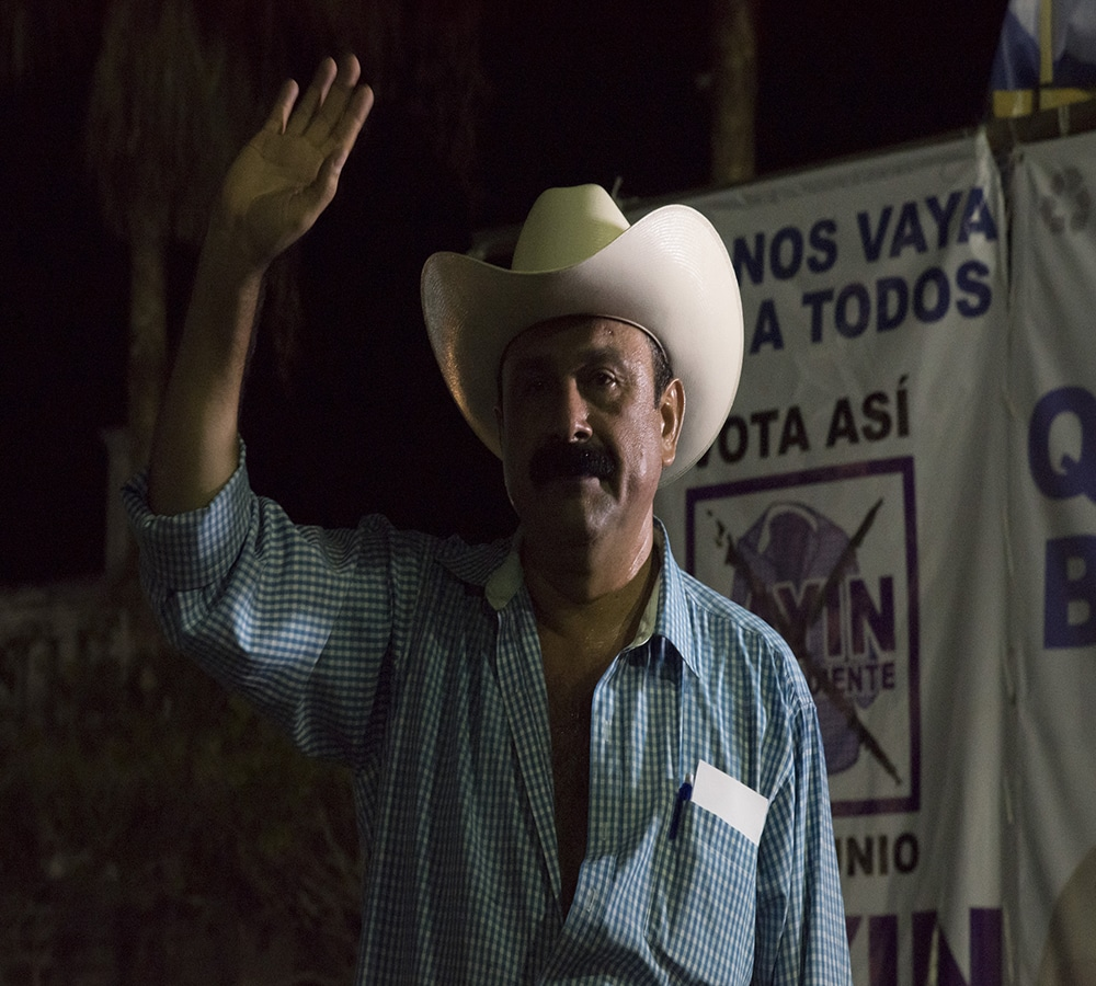 Denuncian a Hilario Ramírez, alias