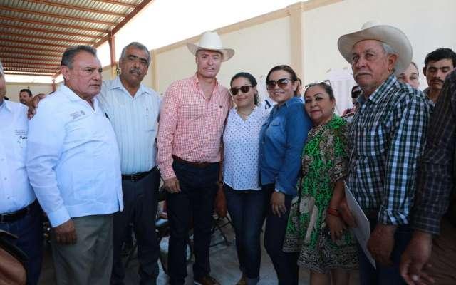 Compromete Quirino Ordaz la entrega de 40 mil títulos de propiedad en 2018