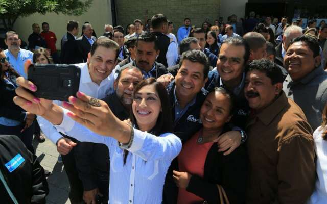 Impulsa Cabeza de Vaca feria del empleo para mujeres en Tamaulipas