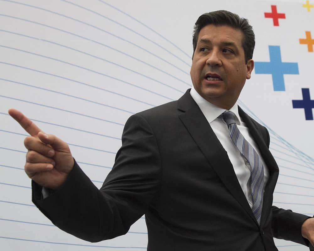 En la imagen, el gobernador de Tamaulipas. Foto: Cuartoscuro
