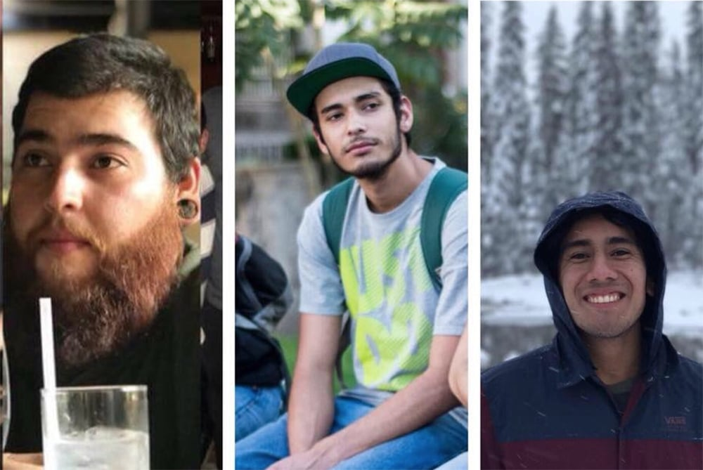 Desaparecen 3 estudiantes de cine en Jalisco