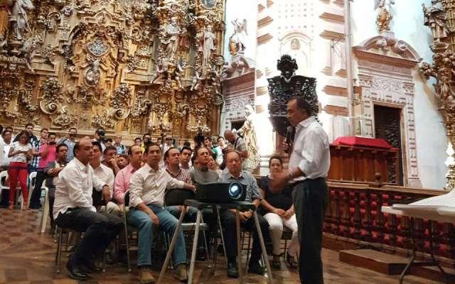 Avanza proceso de reconstrucción tras sismo del 19 de septiembre: Astudillo