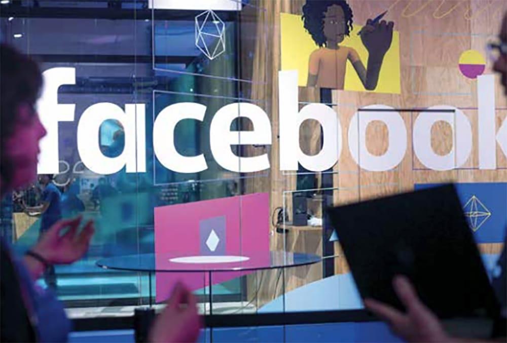 Los persiguen vía Facebook