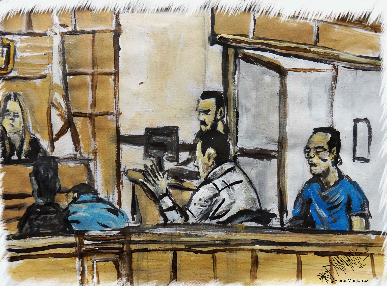 Sentencia a prisión vitalicia a feminicida