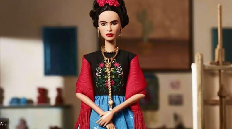 Mattel sí tiene permiso para producir barbie Frida Kahlo