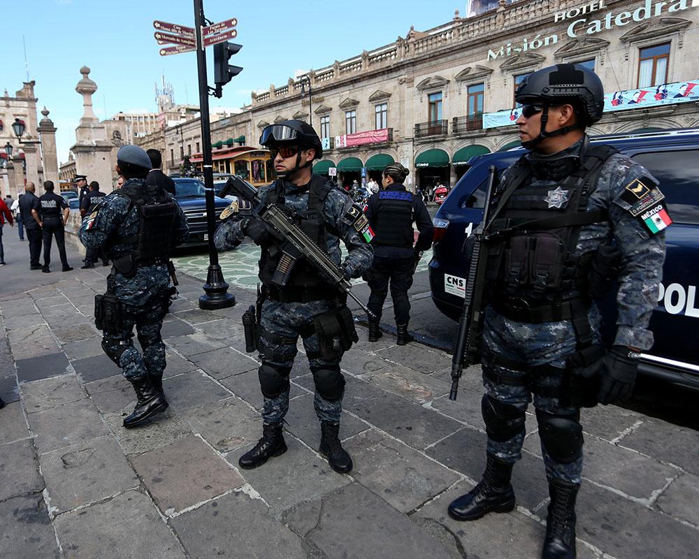 Reinicia SSP pesquisas para sancionar a policías ligados al crimen