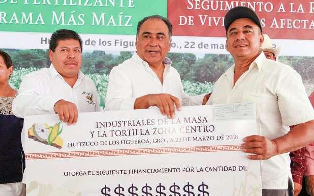 Guerrero no se detiene en labores de reconstrucción tras sismo: Astudillo