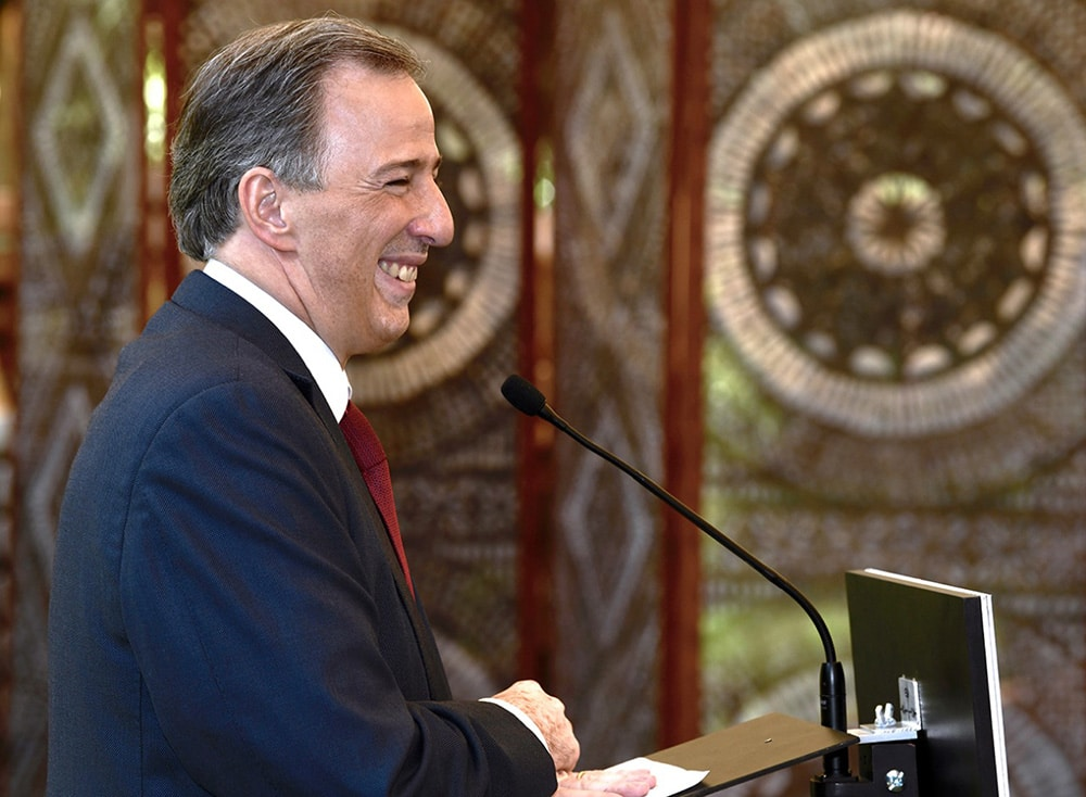 Reforma energética es vital para el crecimiento de México: Meade