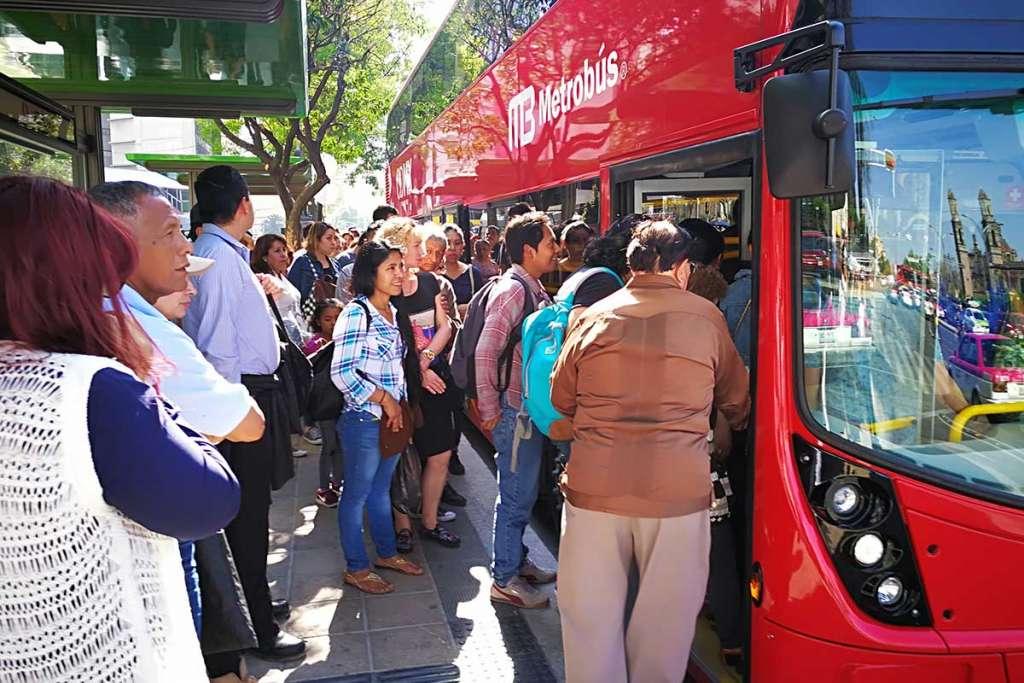 Inician operaciones de la Línea 7 del Metrobús