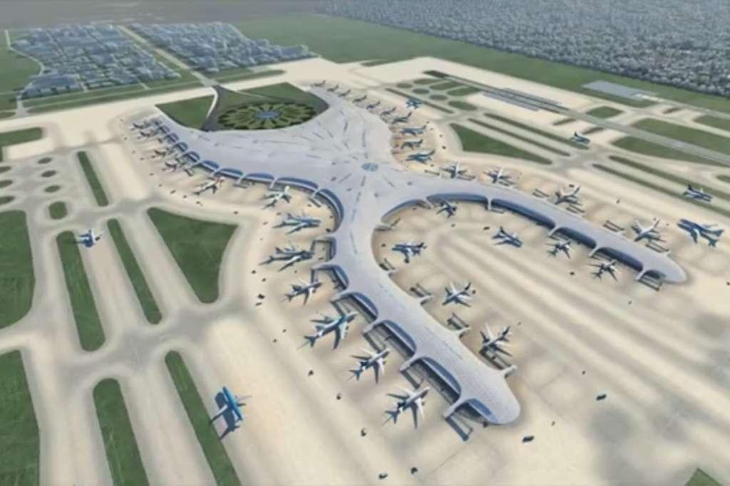 El Nuevo Aeropuerto, listo hasta 2021