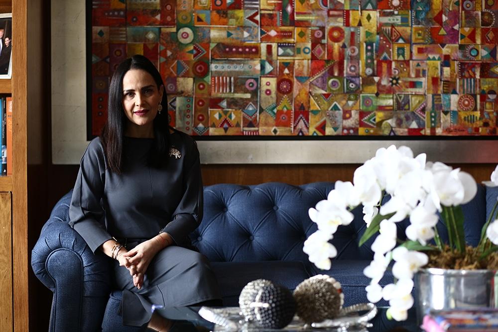 #MiraQuienHabla Perla Machaen: Reina de los bienes raíces