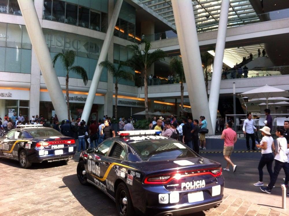 Video. Hombre disparó contra su ex mujer en Reforma 222