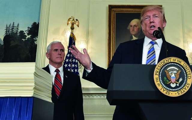 Donald Trump asegura que la construcción del muro comenzará de inmediato