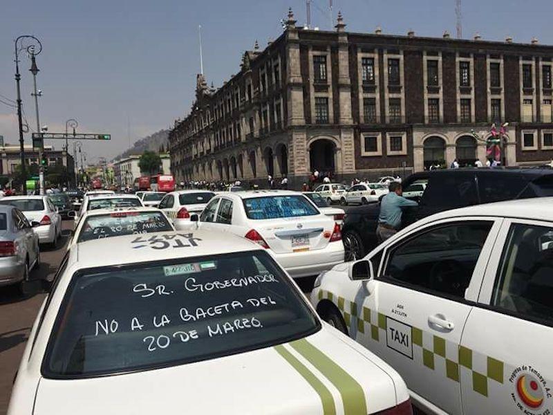 FOTO:  Ma. Teresa Montaño, corresponsal